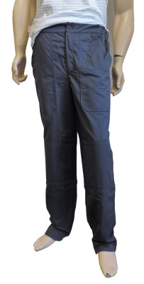ESD trousers UNISEX type ESD301 graphite