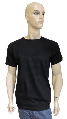 ESD T-shirt short sleeves type ESD101, black