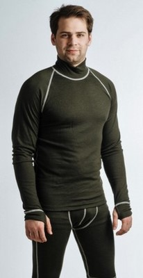 Termoregulation Men's pullover, khaki