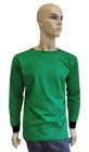 ESD T-shirt long sleeves type ESD111, green