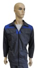 ESD jacket clasic type ESD601, graphite
