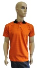 ESD polo short sleeves type ESD140, orange