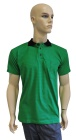 ESD polo short sleeves type ESD140, green