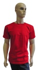 ESD T-shirt short sleeves type ESD101, red