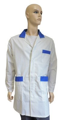 ESD coat advanced type ESD502, white