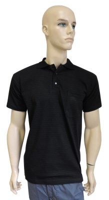 ESD polo short sleeves type ESD140, black
